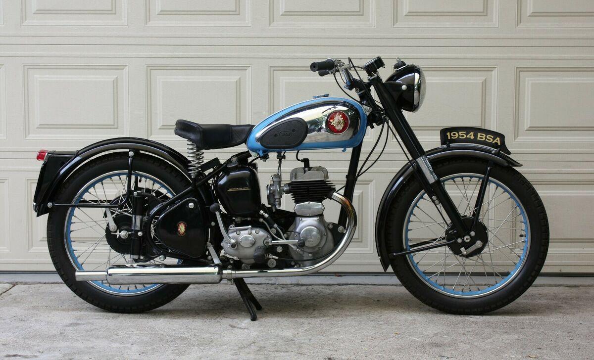 1954 Bsa C10 L Vintage Motorcycle For Sale Via Rocker Rocker Co Vintage Motorcycles For Sale Vintage Motorcycle Motorcycles For Sale