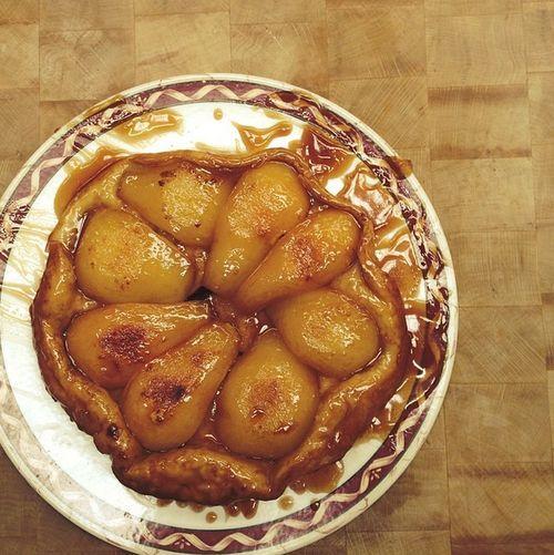 pear tarte tatin recipe on the aga recipes aga recipes tarte tatin recipe pinterest