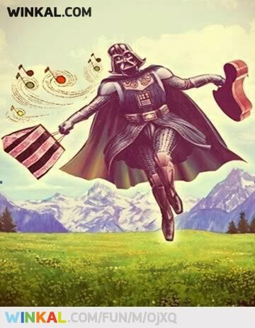 Star Wars the Musical.