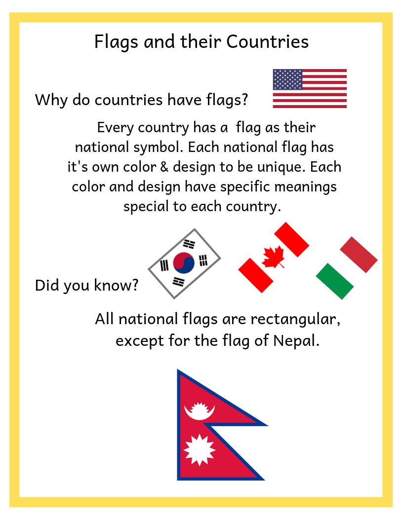 Kindergarten Social Studies Worksheet Flags And Their Countries Kindergarten Social Studies Social Studies Worksheets Social Studies [ 1056 x 816 Pixel ]