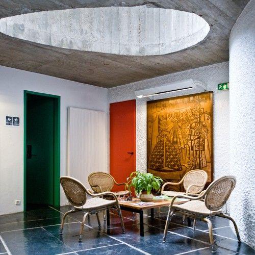 Ad Classics Maison Du Bresil Le Corbusier Le