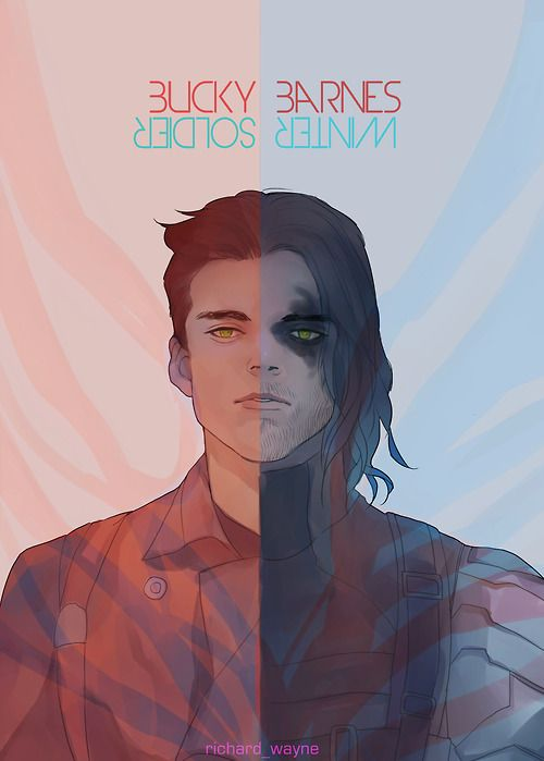 Bucky Barnes | Winter Soldier - lets not talk of all the pain this caused me but lets. << so true