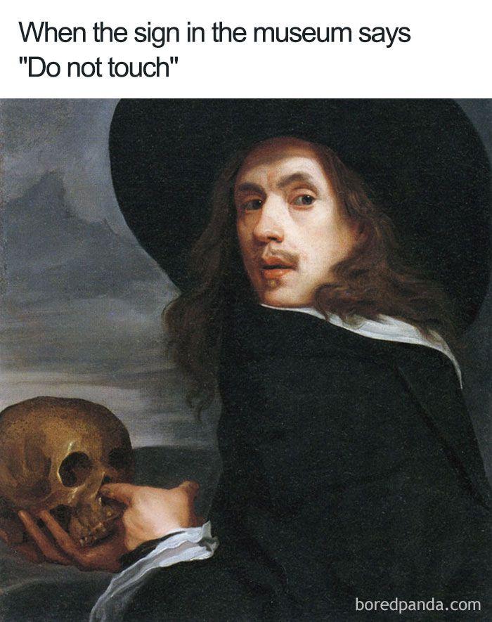 Best Funny Art 50 Of The Funniest Classical Art Memes Ever (New Pics) Hilarious Classical Art Memes 3