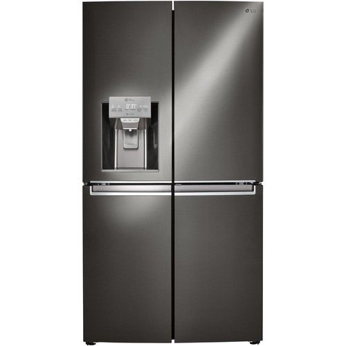 Lg 29 9 Cu Ft 4 Door French Door Door In Door Refrigerator