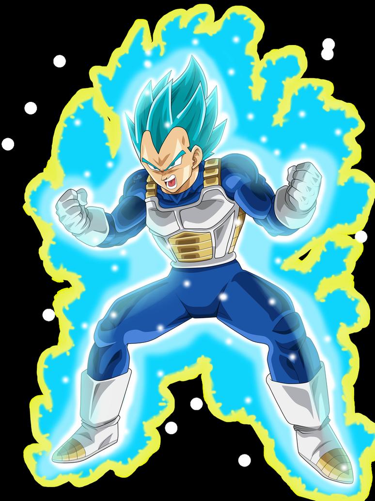 Vegeta Super Saiyan Blue Aura By Chronofz On Deviantart Anime Dragon Ball Super Super Saiyan Blue Anime Dragon Ball