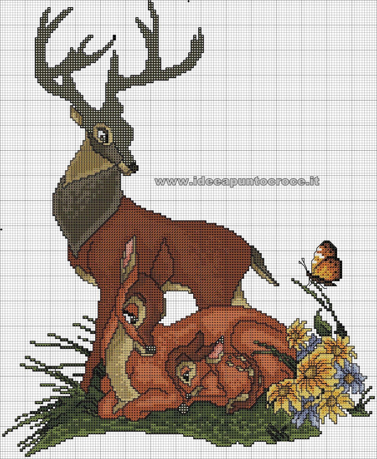 Super schemi punto croce disney, disney cross stitch | Plastic Canvas  PV97