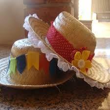 Resultado de imagem para chapeu masculino menino festa junina infantil c7c336c6b42