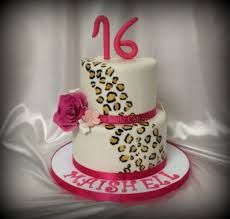 sweet 16 pink cakes - Google Search