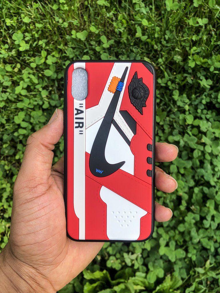 "Off x AJ1 ""Chi"" 3D Phone Case | Shop iphone cases, Iphone cases, Case"