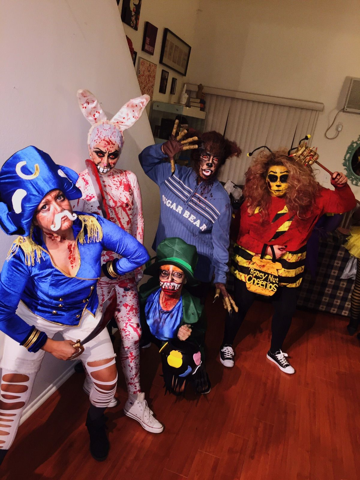 Cereal killers best group halloween costume best group