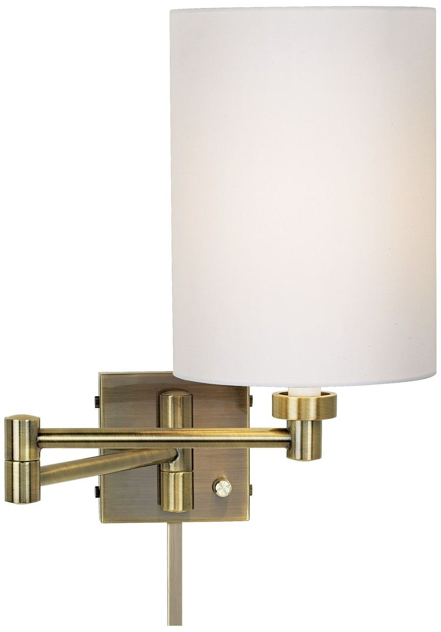 Copy That Guest Room For Less In 2020 Brass Wall Lamp Wall Lamps With Cord Wall Lamp