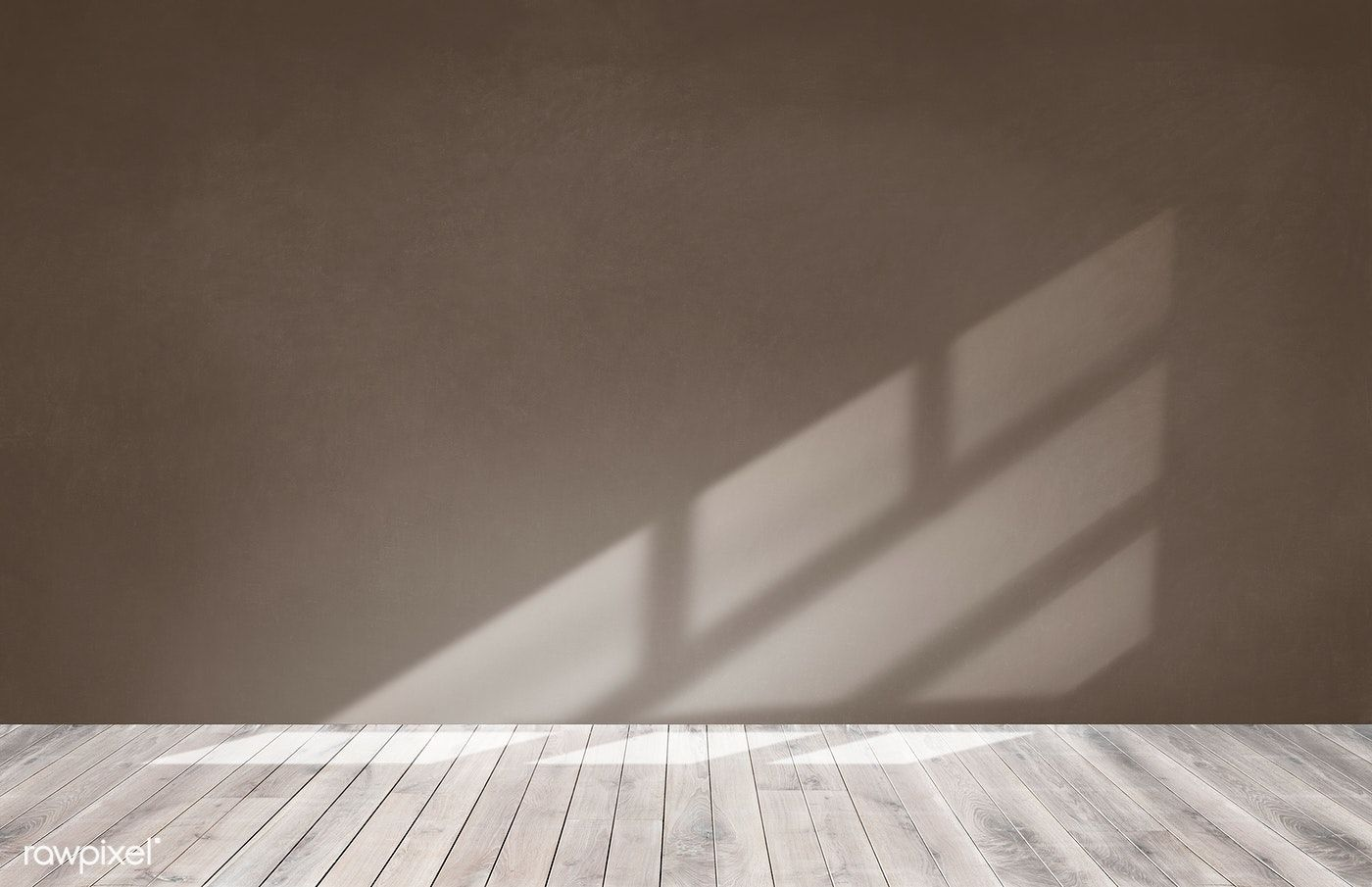 Download Premium Image Of Brown Wall In An Empty Room With A Wooden Floor In 2021 Brown Walls Empty Room Dark Brown Walls Bedroom wall wallpaper download