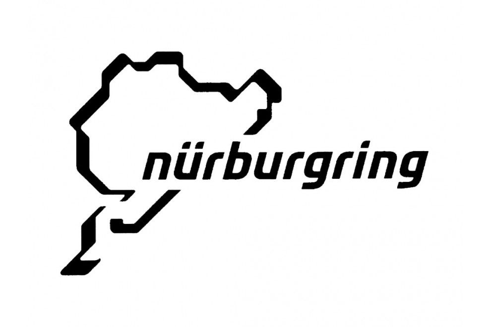n252rburgring logo ilustraciones pinterest car ui