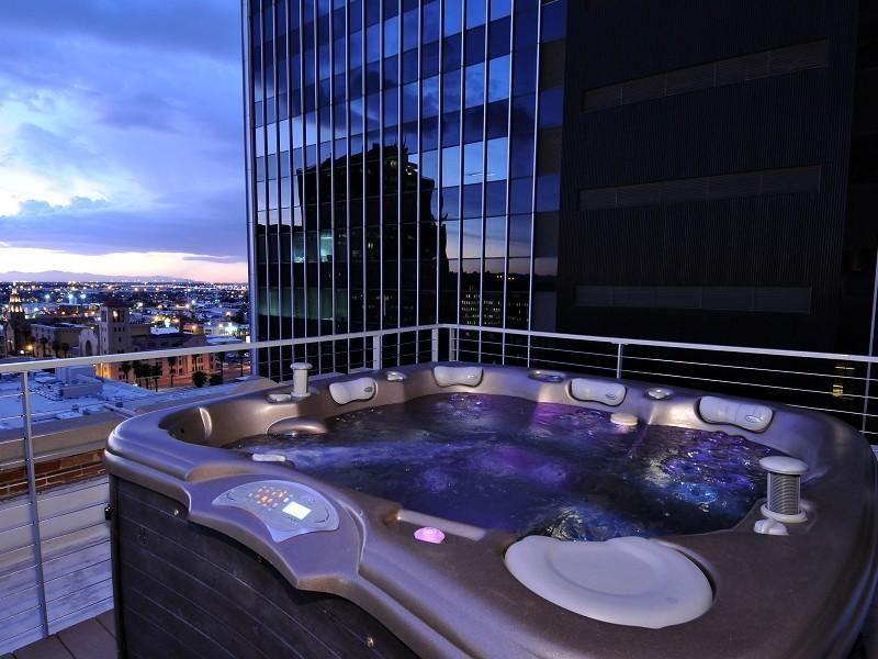 luxury bathtub spa design outdoor   design spa & pools   Pinterest ...