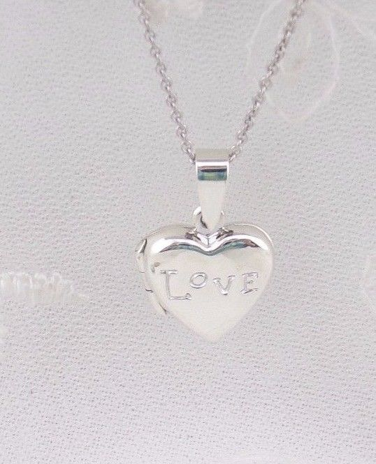 925 Sterling Silver Snake Chain with Tiny Solid Love Key pendant Woman Jewellery