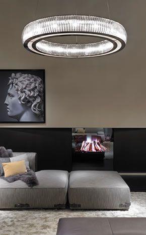 Fendi Chandelier For The Home Lighting