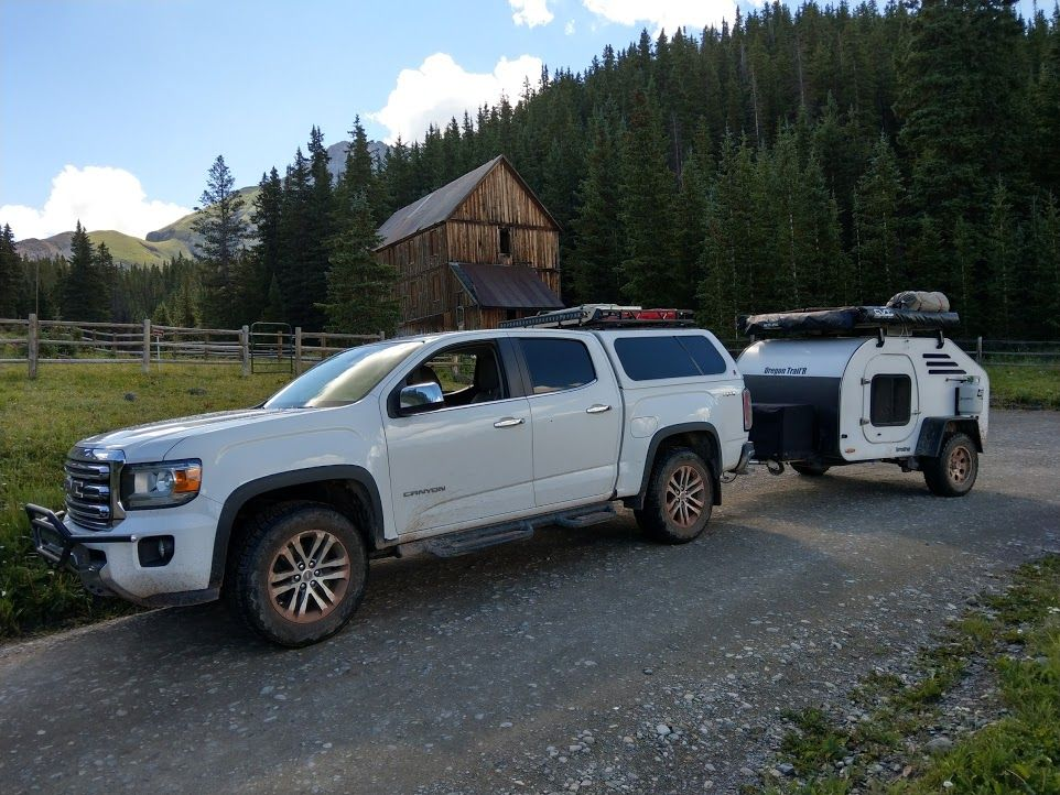 Pics Of Your Colorado Canyon Off Road Or Dirt Snow Page 6 Chevy Colorado Gmc Canyon Chevy Colorado Gmc