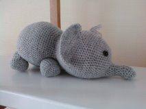 olifant van JeanieHugs 15€