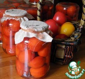 На литр Маринад воды помидоров 1 для mind, dad
