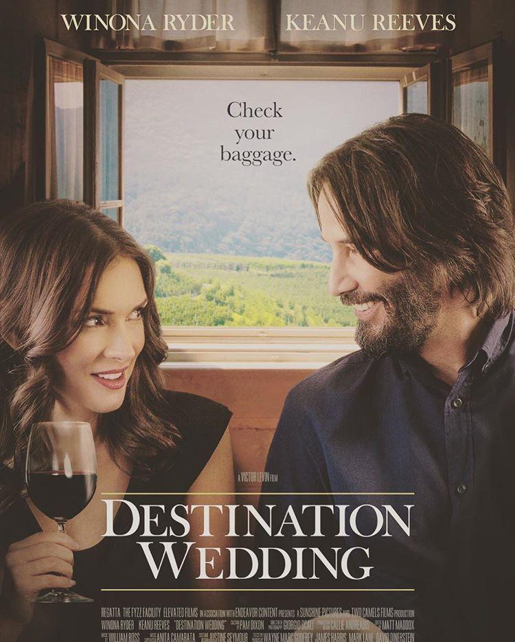 Destination Wedding Review.Keanu Reeves Destination Wedding Review Keanu Reeves In 2019