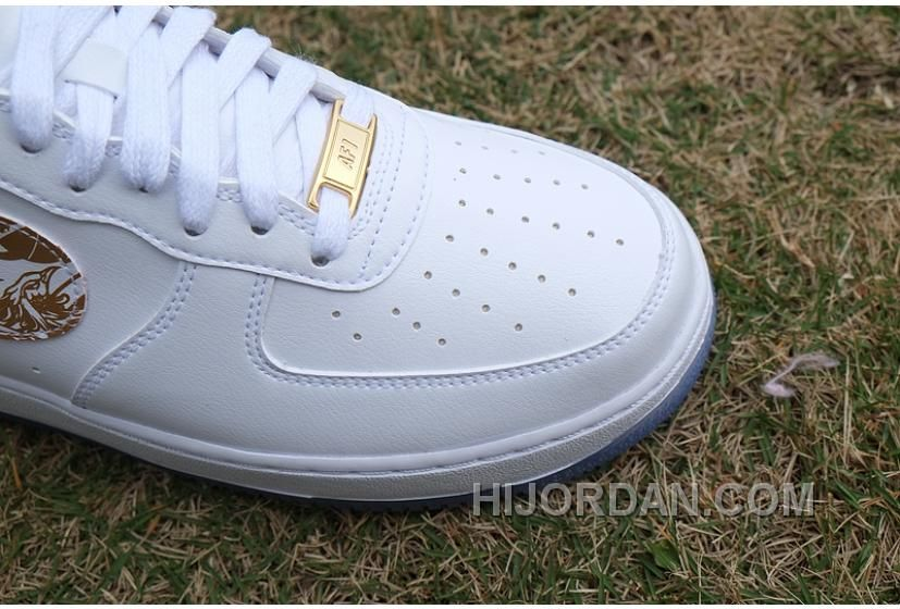b32416fed8980 Air Force 1 Chinese New Year White Gold Peony Online N58BTwN in 2019 ...