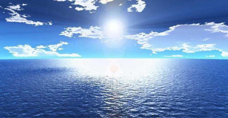رؤية البحر في المنام وتأويله لابن سيرين Scenery Clouds Mural