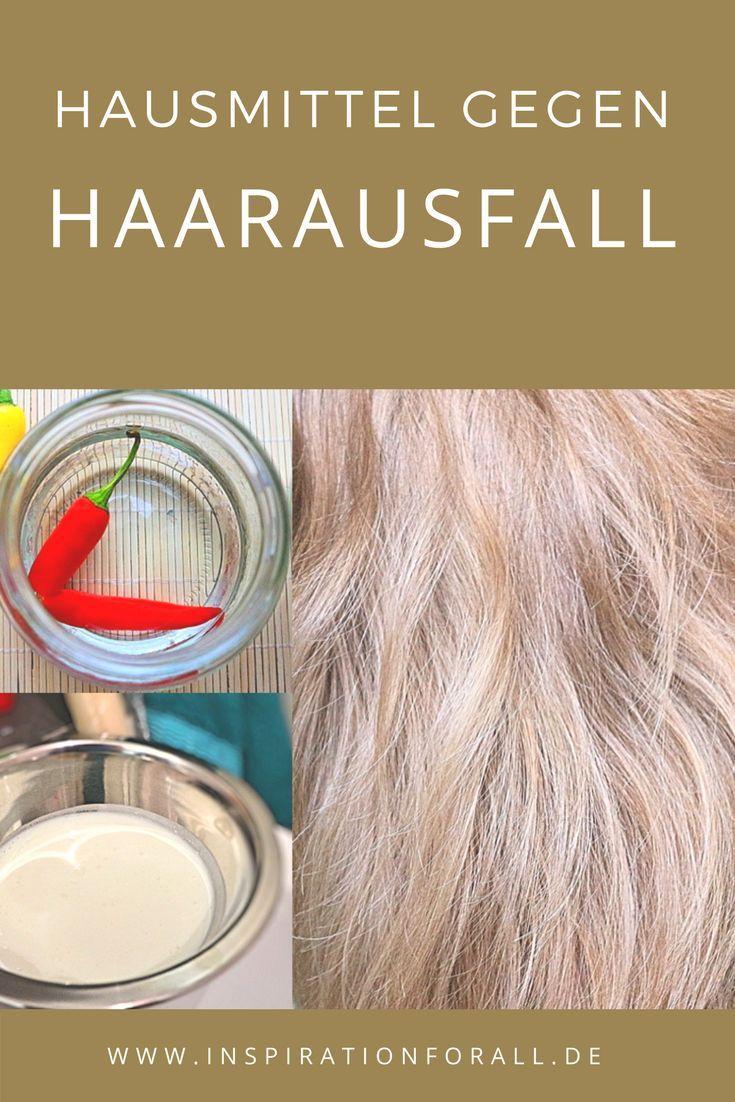 Hausmittel Gegen Haarausfall Frauen