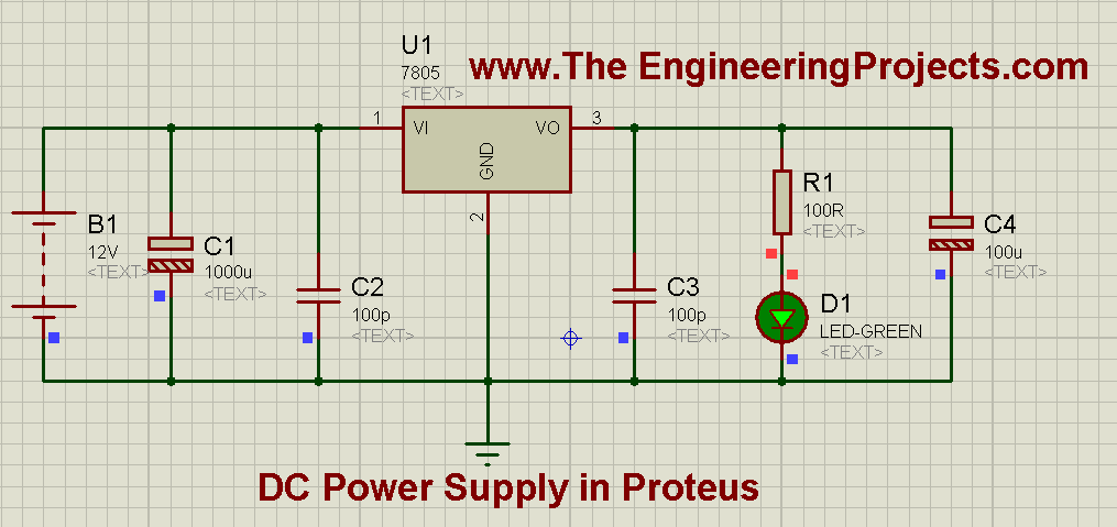 How to design a DC power supply, How DC power supply is