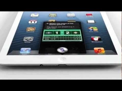 """7.85"""" iPad mini (Mockup)"""