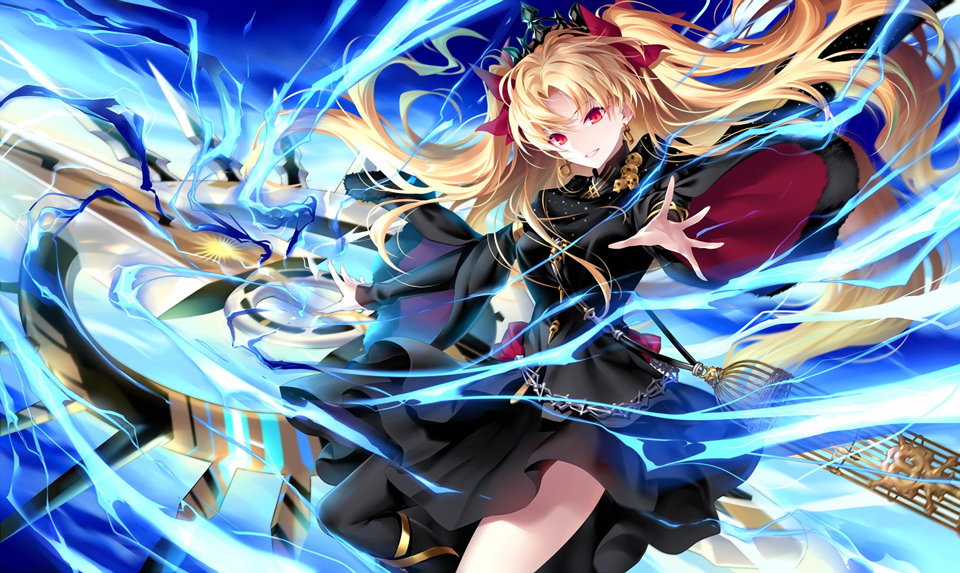 Anime Fate Grand Order Ereshkigal Fate Grand Order Wallpaper