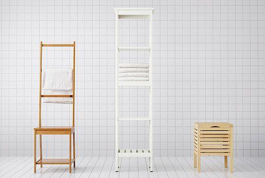 IKEA oppbevaring til baderommet