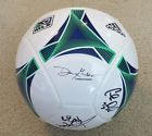 For Sale - Chicago Fire Signed Adidas MLS Soccer Ball Chris Rolfe Gonzalo Segares  - See More At  http://sprtz.us/ChicagoFire
