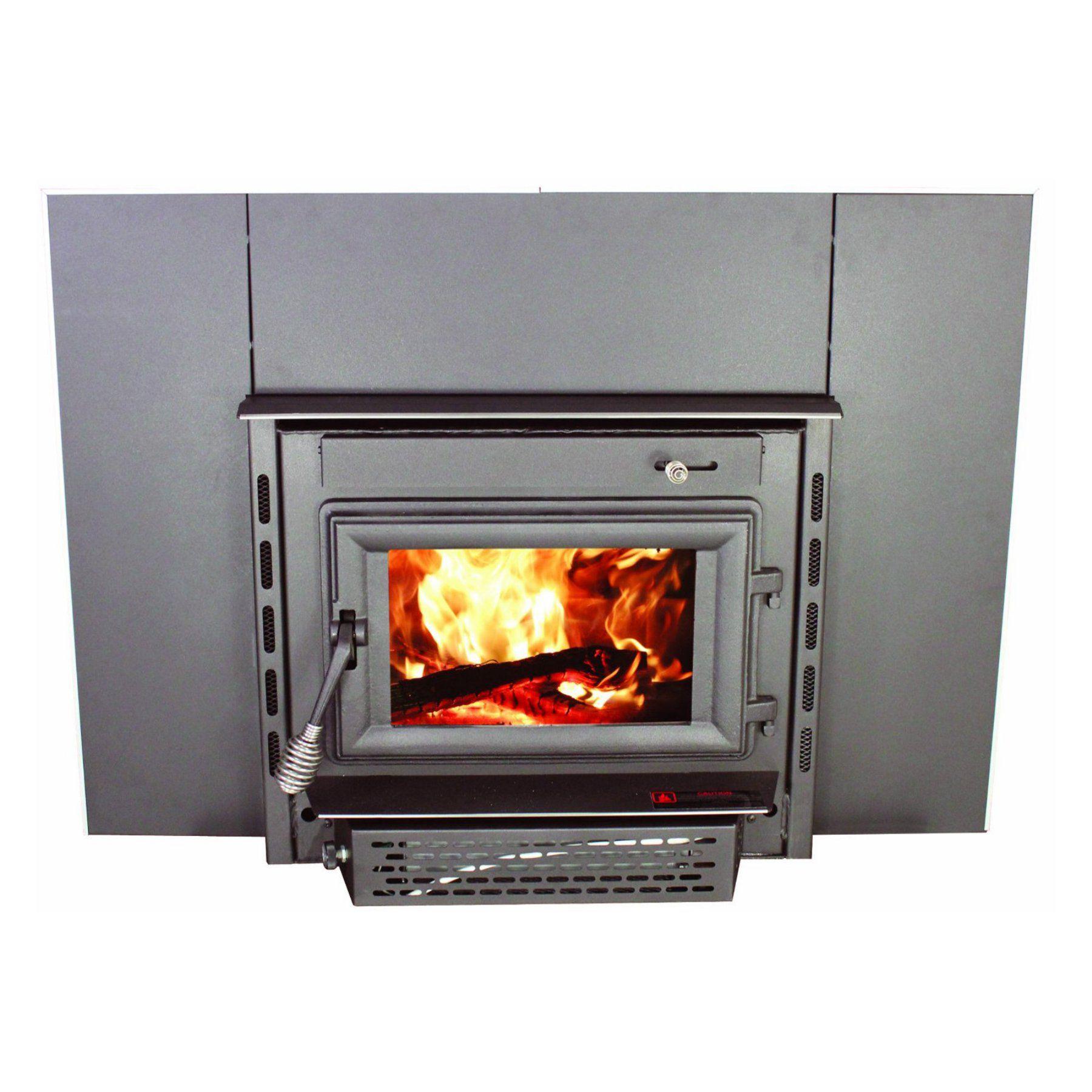 Vogelzang Colonial EPA Wood Burning Fireplace Insert - TR004 ...