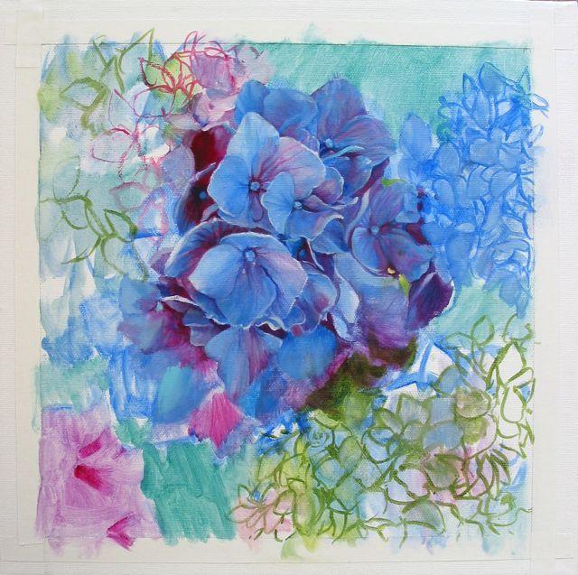 painting by Karen Martin Sampson
