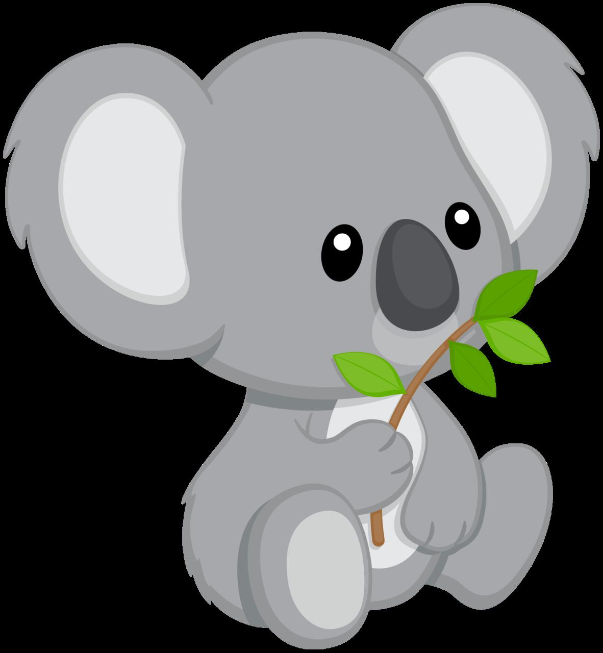 Fronte della testa dell orso di koala che si siede nella tasca