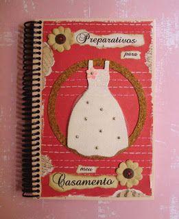 artes by Má: Mais um diário da noiva
