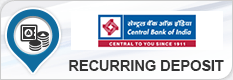 Central Bank Of India Recurring Deposit Interest Rates Rd Rate Bank Of India Central Bank Deposit