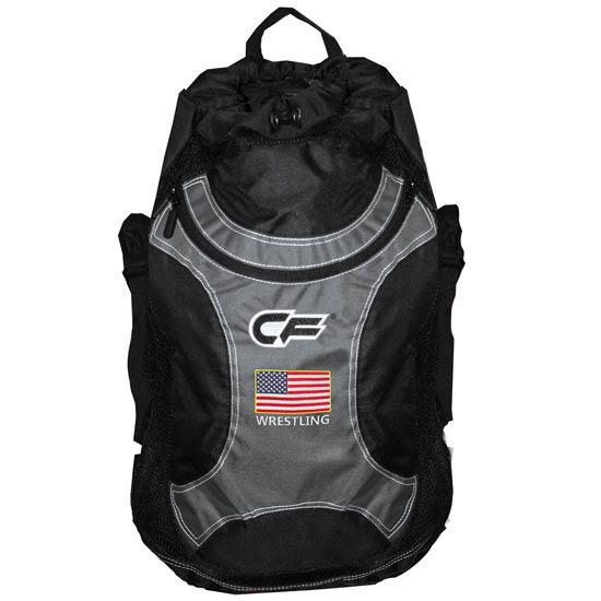 Cage Fighter Usa Wrestling Gear Bag