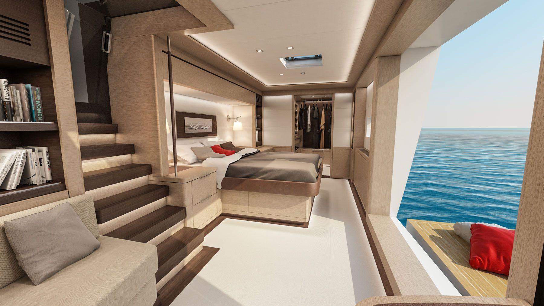 Lagoon Catamarans Catamaran Yacht Interior Design Boats Luxury