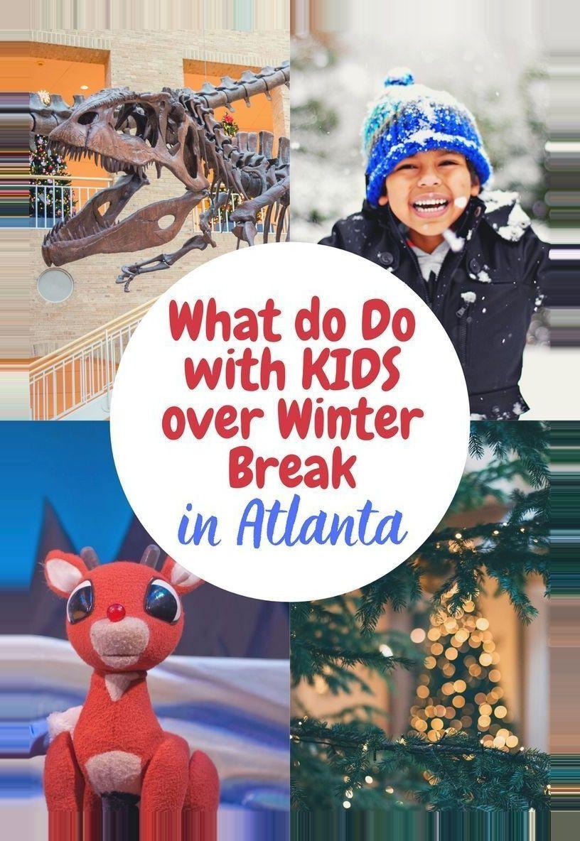 #atlanta #break #joleen #Kids #love #winter
