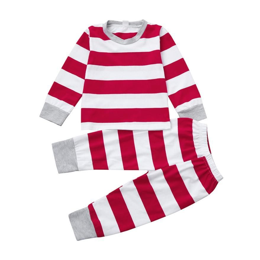Red And White Striped Outfit | Kids Christmas Outfits | Pinterest ...