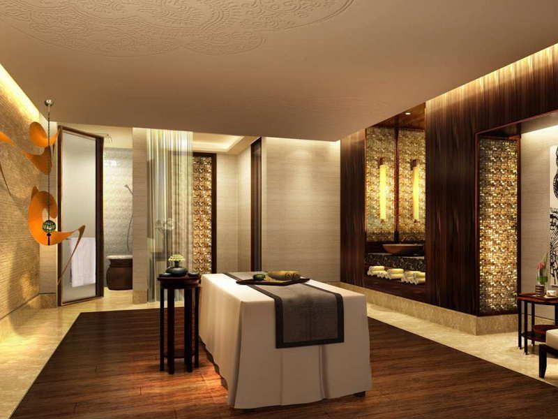 Interior design for luxury spa treatment room ideas | Spas ...