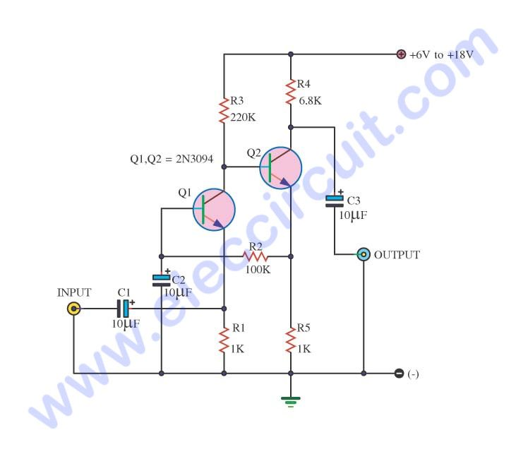 transistor wiring diagram simple audio amplifier circuit diagram using transistor  simple audio amplifier circuit diagram