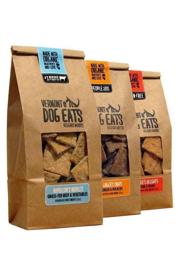 Organic Dog Treat Variety Pack Dixie S Delights Napoleon S