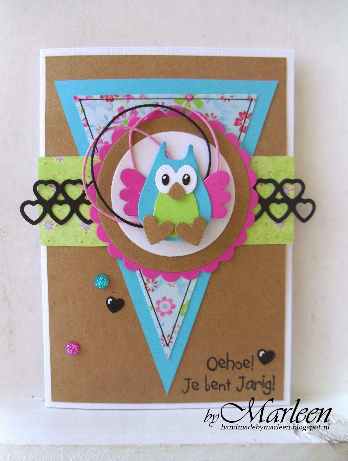 Card Birthday Searching Bymarleen Oehoe