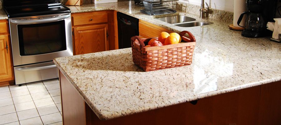 Pictures Of Kichens That Have Corinthian Countertops Granite Kitchen Countertops How To Granite Countertops Kitchen Kitchen Countertops Granite Kitchen