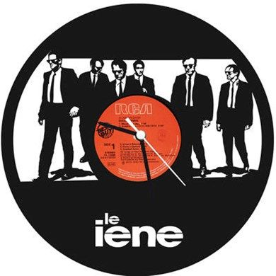 "Orologio DISCO TIME ""LE IENE"""