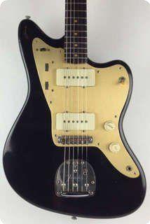 Fender / Jazzmaster / 1959 / Black / Vintage Guitar #vintageguitars