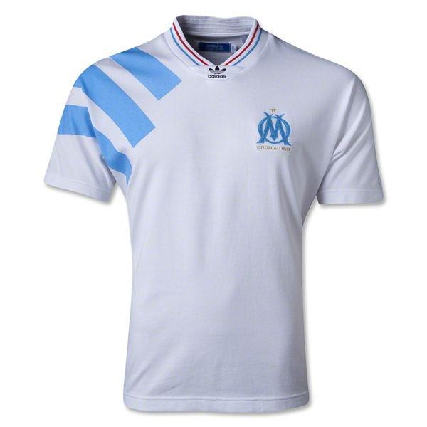 Olympique Marseille Originals Retro Shirt