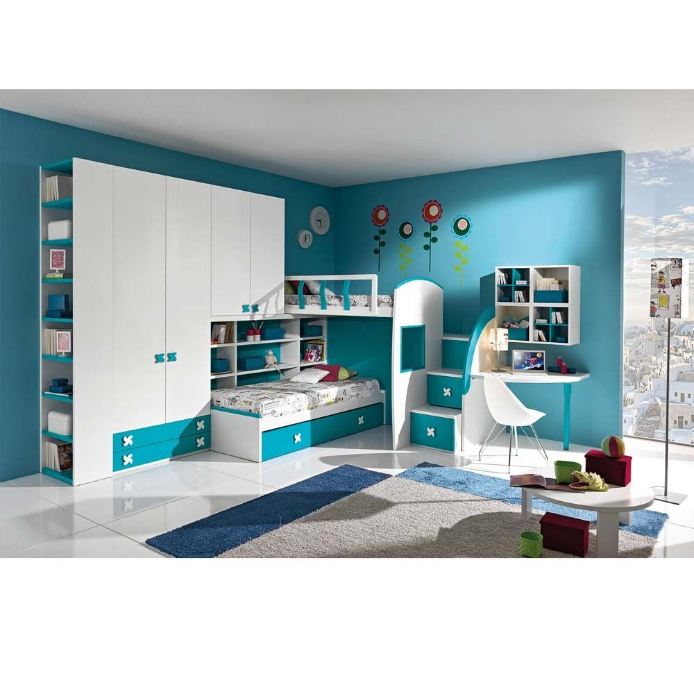 CASTELLI E SOPPALCHI POP Camerette, Idee per decorare la
